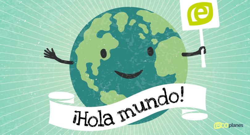 ¡Hola mundo!