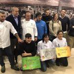 Ganadores del concurso Croqueteando por Burgos