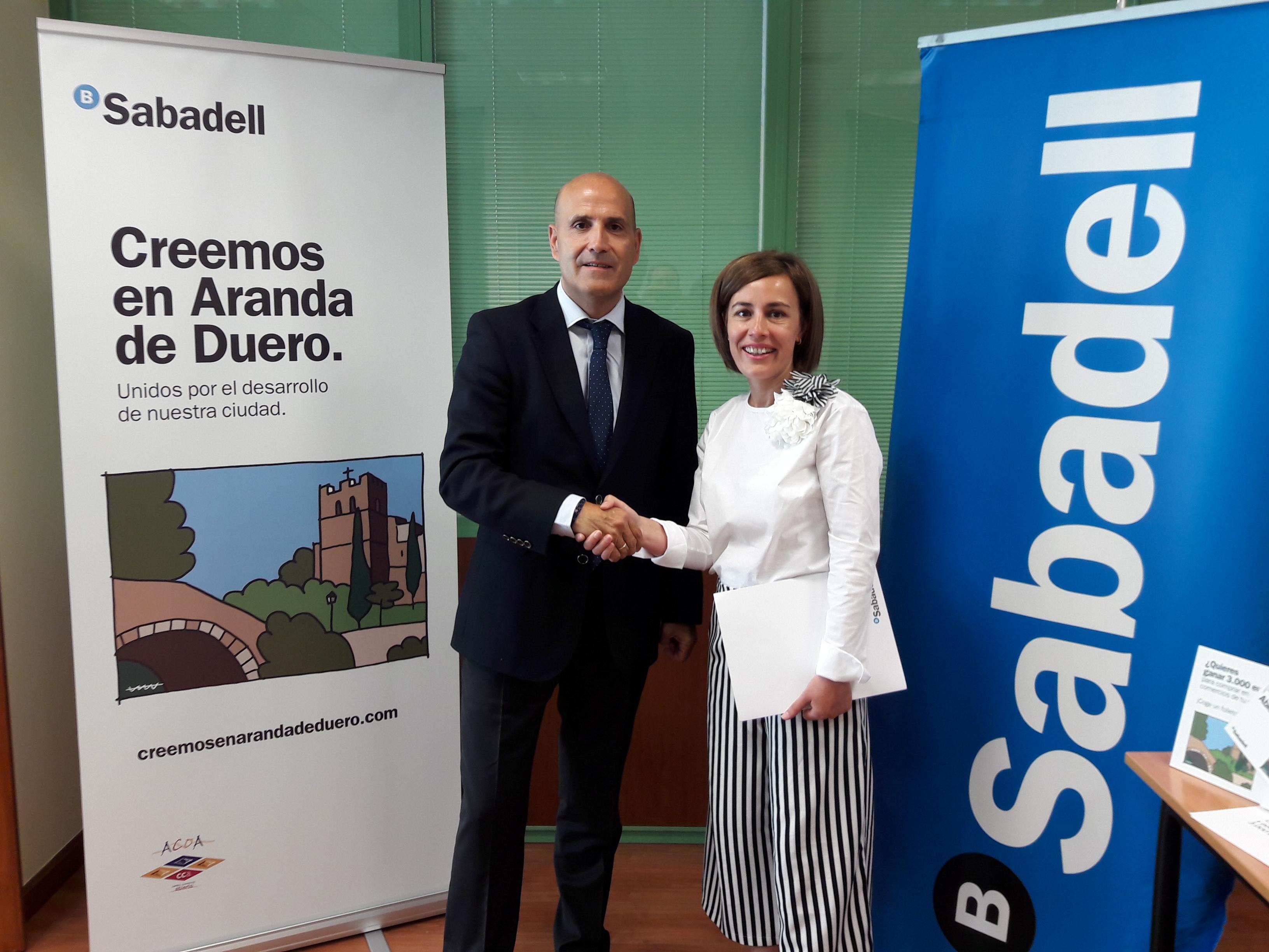 Convenio ACOA y Banco Sabadell