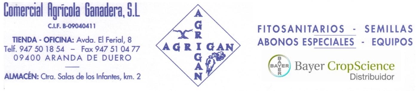 Comercial Agrícola Ganadera, S.L.